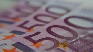 Argent, billets de banque Euro