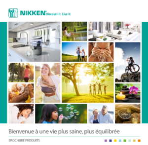 Catalogue de produits de bien-être