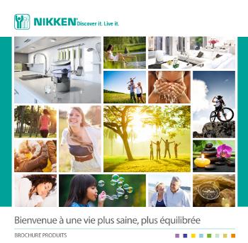 Catalogue de produits Nikken 2014