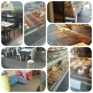 Tentations alimentaires à chaque coin de rue